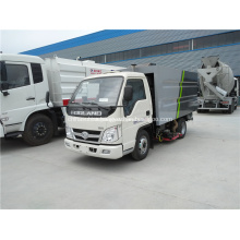 Multi Function Road Washing Sweeper Vacuum Cleaner Truck