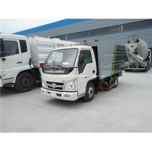 Multifunktions-Straßenwaschkehrer-Staubsauger-LKW