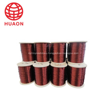 Class 180 AWG15 Enameled Copper Round Wire