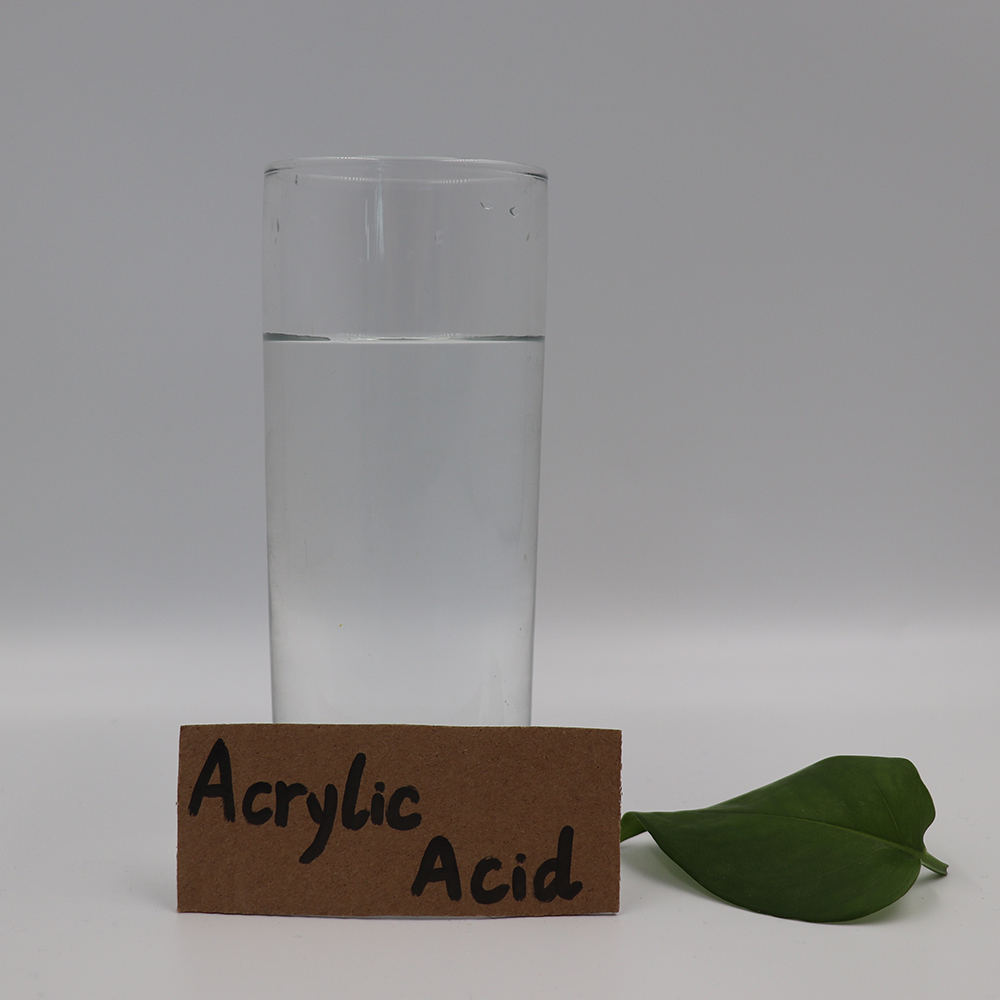 Organic Chemicals Acrylic Acid Liquid