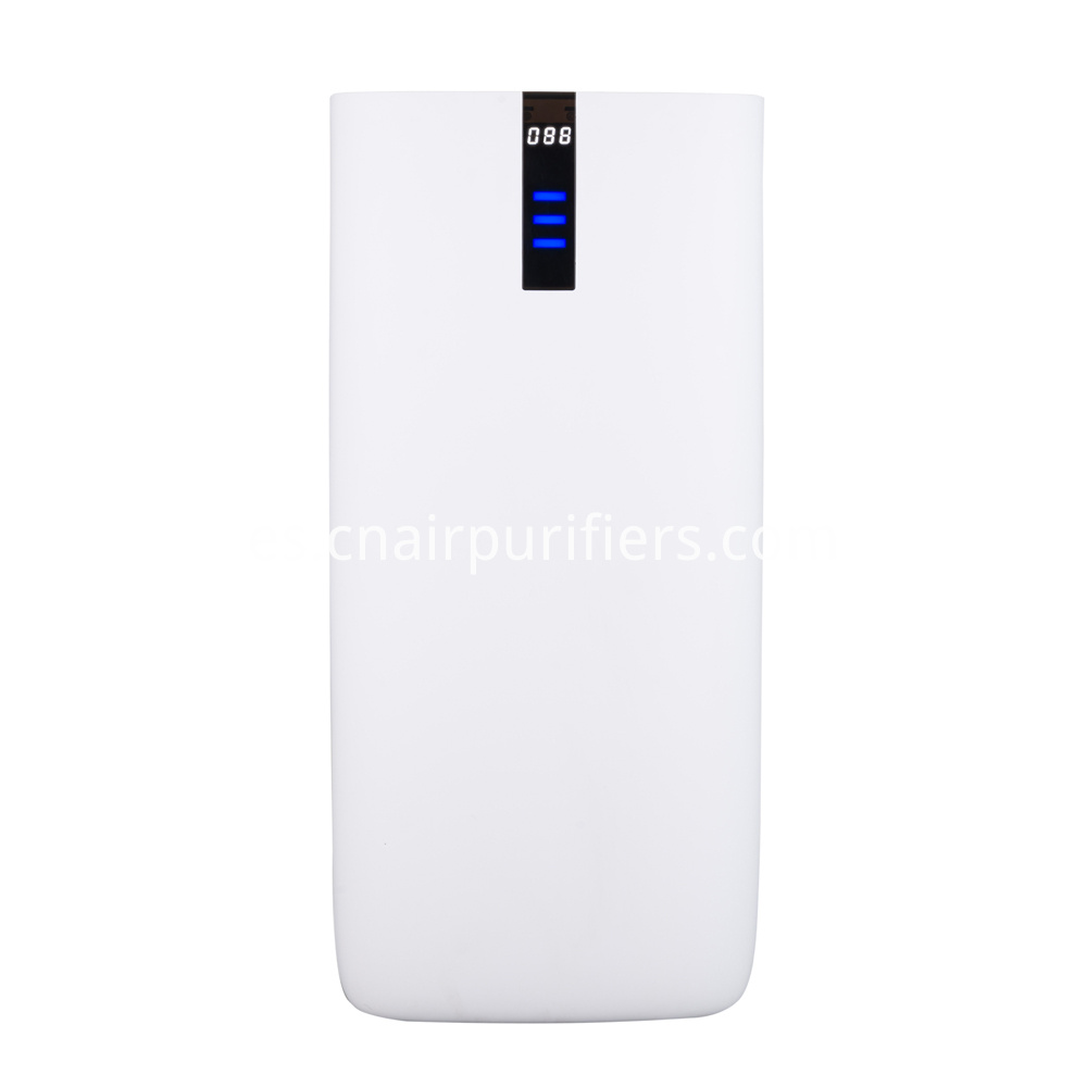 Air Purifier With Uv Kj200e