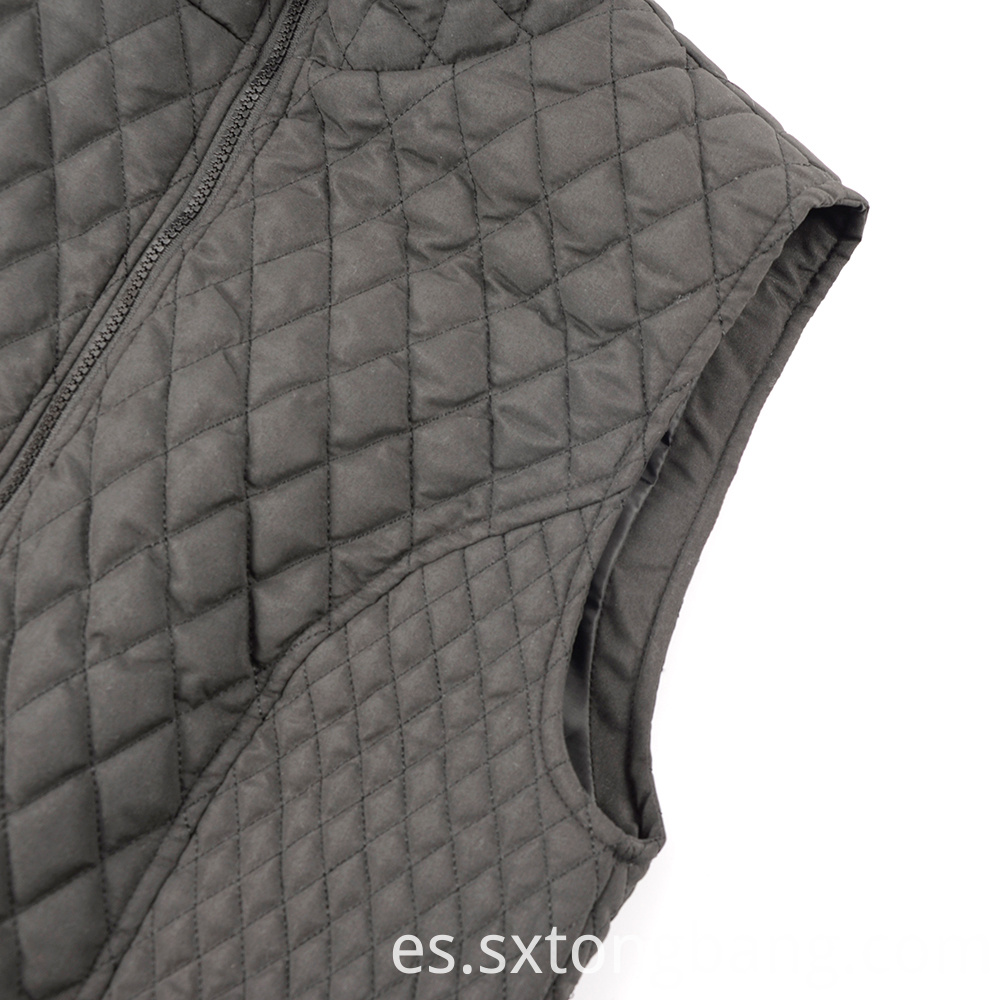 Sustainable Sleeveless Padded Vest