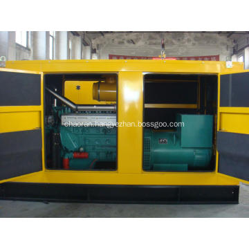 thermoelectric LPG gas generator with styer 618engine 150KW 3 phase 50 HZ and 60HZ