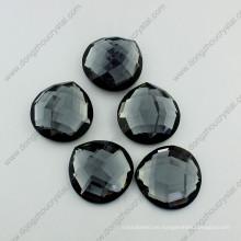 Cristal espejo Flatback Rhinestone (DZ-1171)