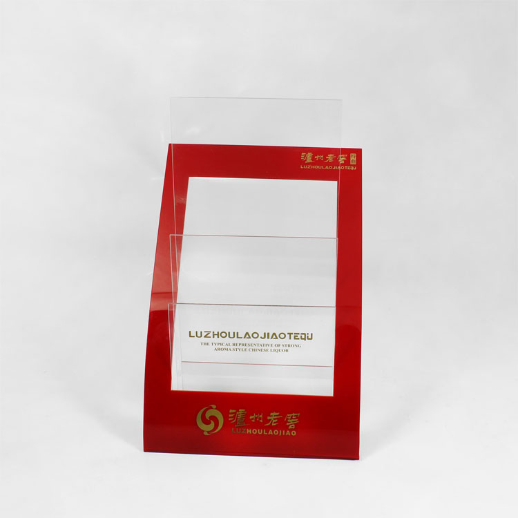 Lucite Brochure Holders