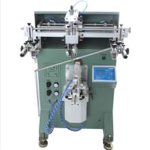 TM-300e 95mm Pneumatic Cylindrical Bottle Screen Printing Machine