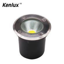 Светодиодный подземный светильник из нержавеющей стали IP65 мощностью 10 Вт