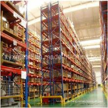 Viele Ebenen Große High Height Warehouse Pallet Storage Rack