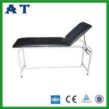 Plastic-sprayed examination bed