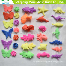Factory Sale Cartoon Water Growing Toys Novelty Expanding Sea Animals Toys