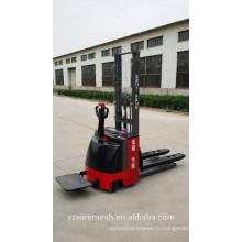 Empileur électrique complet dans le fabricant de chariots élévateurs