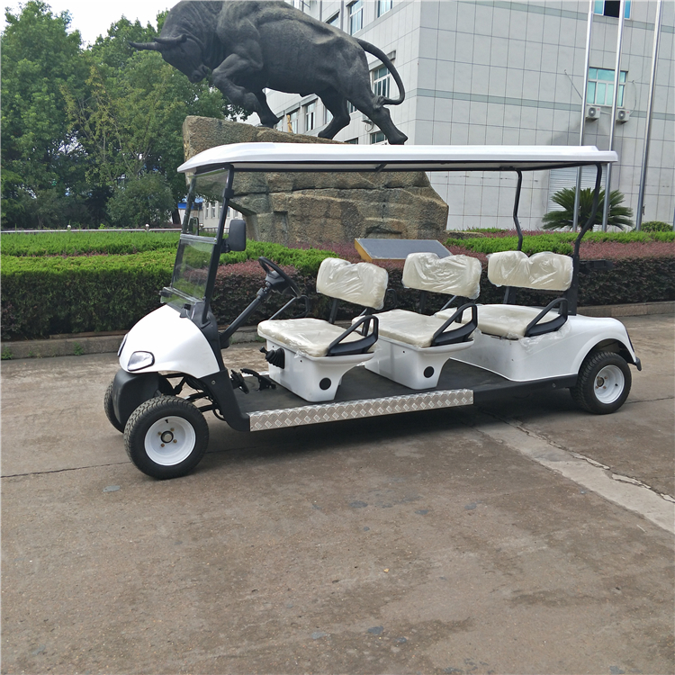 gas powered golf carts
