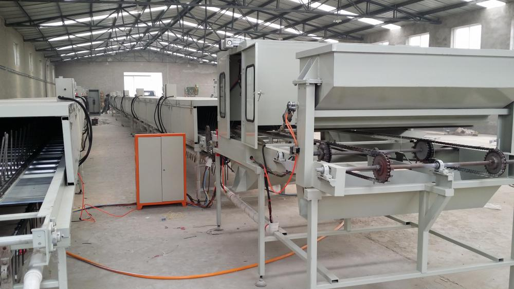 Stone Coated Roof Production Line