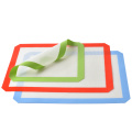 FDA Set tiga Cookie Baking Silicone Pan Mats