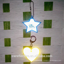 Glow in the Dark Reflective Key Ring for Gifts