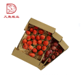 Wholesale manufacturers custom strawberry packaging box