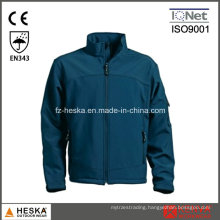 Men Waterproof Softshell Ripstop Jacket