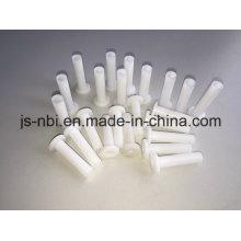 Pieza de PVC para el mecanizado