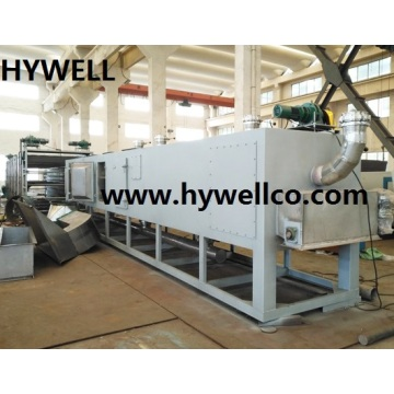 Benih Sunflower Net Belt Type Dryer