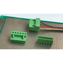 3.96MM Pitch PCB Pluggable Terminal Blocks