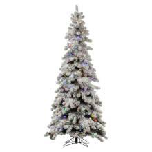 Arbre de Noël artificiel enneigé avec décoration Verrerie de Noël Noël (TU70.250.01)