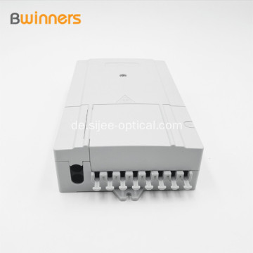 Sc 16 Port Fiber Optic Termination Box