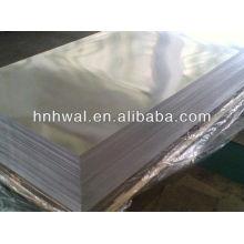 Pour l'industrie de la construction toutes les tailles feuille d'aluminium de haute qualité à vendre