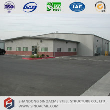 Steel Structure Storage Building with Administration Office