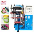 Plastic Silicone Wristband Pressing Equipment