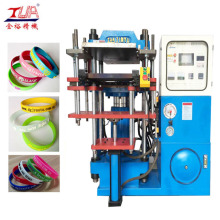 Plastic Silicone Bracelet Embossing Equipment