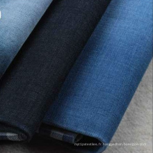 En gros Indigo Yarn Denim Fabric pour pantalon