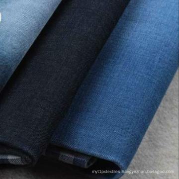 Wholesale Indigo Yarn Denim Fabric for Pants
