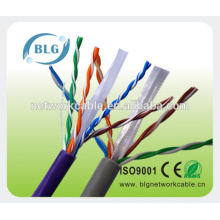 China fabricante utp cat6 ADSL cabo cabo de rede de cabo lan