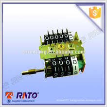 Best price Chinese for off rode Motorcycle meter movement