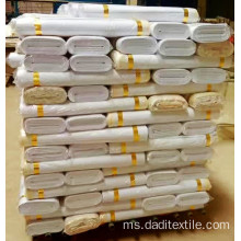 PACKING WHITE FABRIC PACKING ON BOARD WOODEN