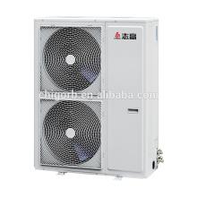 L'air de COP élevé à l'eau a divisé la pompe à chaleur d'inverseur de cc pour l'OEM et l'ODM utilisés commerciaux disponibles