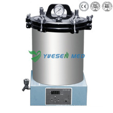 Ysmj-04 Digital Portable Steam Autoclave Sterilizer