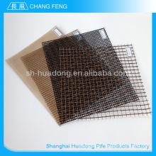 Tecido de fibra de vidro de resistência de corrosão excelente malha pano colorido