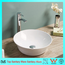 Newest Super Slim Thin Edge Ceramic Bathroom Counter Top Wash Basin