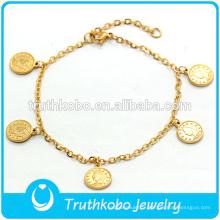 bracelet de l'amitié croissant de pèlerin nouveau look bracelet manchette religieux en vente chaude