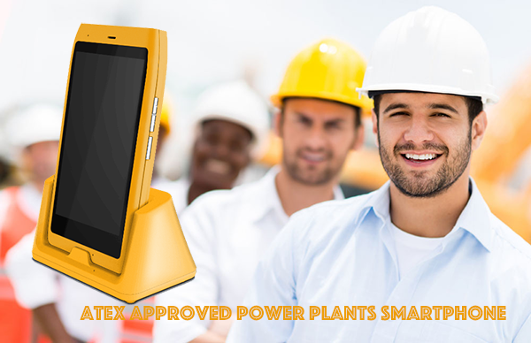 ATEX Approved Power Plants Smartphone