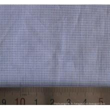 Fil de coton un petit Fil vérifié chemise tissu
