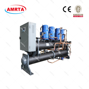 Air ke Air Chillers dengan Compressor Scroll