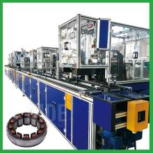 Full automatic  BLDC stator manufacturing assmebly line