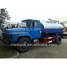 Easy Operation Dongfeng 6m3 new fecal suction truck