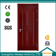 Mahogany Flush Wood Veneer MDF Door (WJM702)