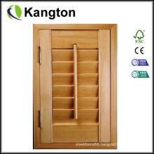 Aluminum Louver Door Swing up and Down (louver door)