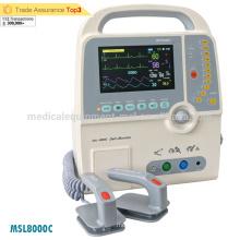 Precio de desfibrilador de AED bifásico de emergencia médica (MSL8000C)