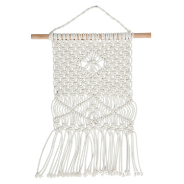 macrame colgante de pared youtube