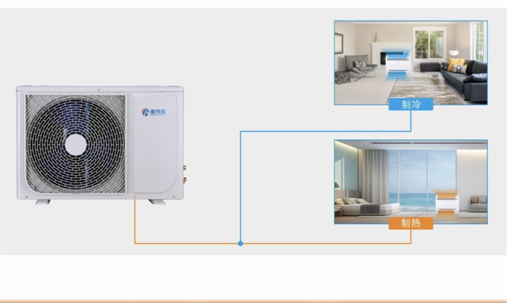 Multiple Protection Security Heat Pump